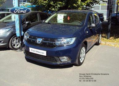 Vente Dacia SANDERO 1.0 SCe 75ch Ambiance 4cv Occasion