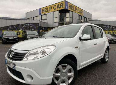 Vente Dacia SANDERO 1.4 MPI 75CH GPL LAUREATE Occasion