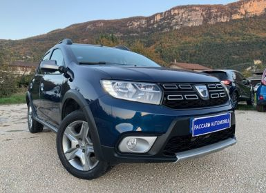 Vente Dacia SANDERO II STEPWAY TCE 90cv 2018 14000kms Occasion
