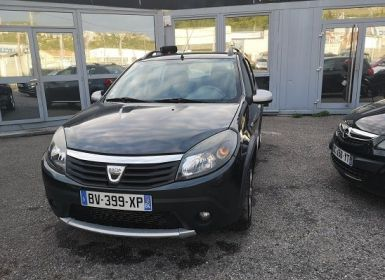 Achat Dacia SANDERO STEPWAY Occasion