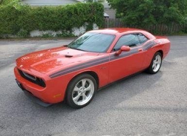 Vente Dodge Challenger RT V8 5,7L HEMI BVA 18438KM Occasion