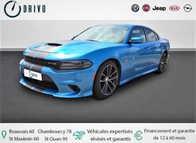 Achat Dodge Charger 6.4 V8 485 R/T 392 SCAT PACK BVA Occasion
