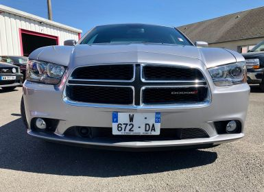 Voiture Dodge CHARGER R/T Plus V8 5.7L Hemi 2013 Occasion