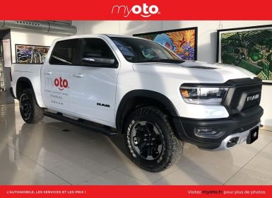 Voiture Dodge Ram 1500 5.7 V8 395 CV REBEL Occasion