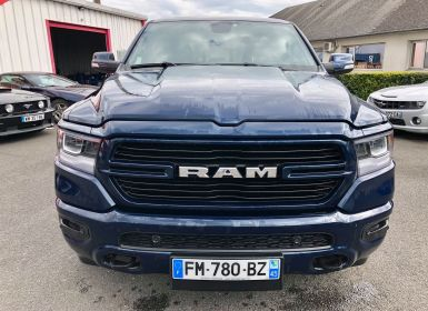 Dodge Ram 1500 Bighorn Sport Package Crew Cab V8 5.7L Hemi 2019 Occasion