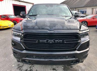 Vente Dodge Ram 1500 Laramie Night Edition Crew Cab RamBox V8 5.7L Hemi GPL 2021 Neuf