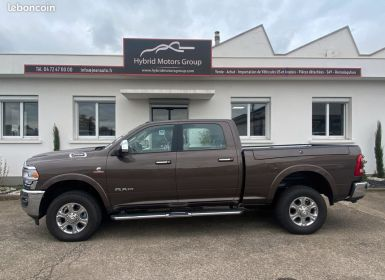 Vente Dodge Ram 2500 box laramie 6.7 l turbo diesel cummins bva Neuf