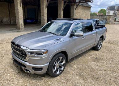 Achat Dodge Ram LIMITED CREW CAB PAS ECOTAXE /PAS DE TVS/TVA RECUP Neuf
