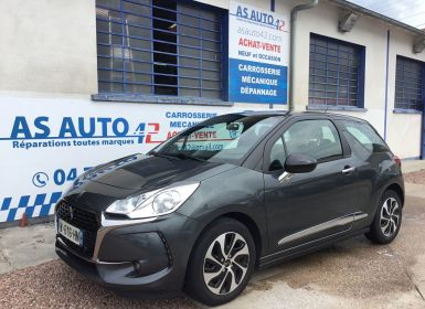 Vente DS DS 3 BLUEHDI 100CH SO CHIC S&S Occasion