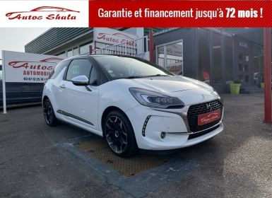Achat DS DS 3 BLUEHDI 120CH SPORT CHIC S&S Occasion