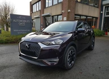 DS DS 3 CROSSBACK 1.2 PURETECH 130 AUTO SO CHIC Occasion