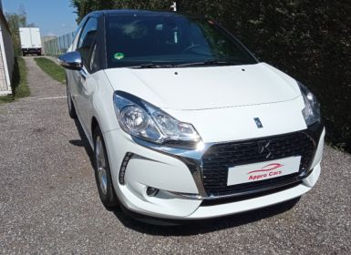 Vente DS DS 3 DS3 PureTech 110 SS BVM5 So Chic Occasion