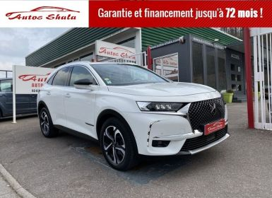 Achat DS DS 7 CROSSBACK BLUEHDI 180CH EXECUTIVE AUTOMATIQUE 128G Occasion