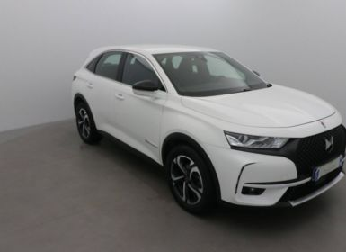 Achat DS DS 7 CROSSBACK DS7 2.0 BlueHDi 180 PERFORMANCE LINE EAT8 Occasion