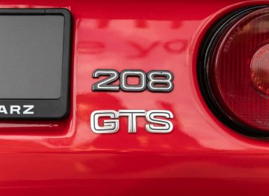 Vente Ferrari 208 GTS Occasion