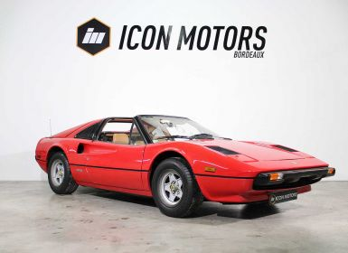 Vente Ferrari 308 GTS Carburateur Occasion