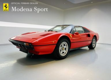 Vente Ferrari 308 GTS Carburateurs Occasion