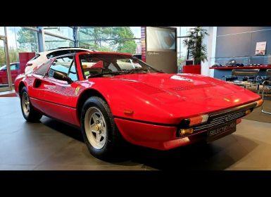 Voiture Ferrari 308 GTS V8 QUATTROVALVOLE 255ch Occasion