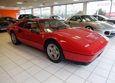 Acheter Ferrari 328 GTS - Origine POZZI - Parfait état - Courroie OK Occasion