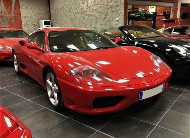 Vente Ferrari 360 Modena – Boîte de vitesses Mécanique Occasion