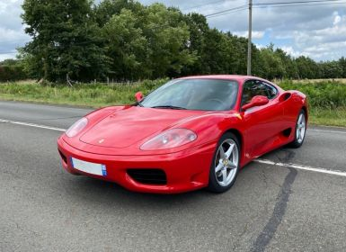 Vente Ferrari 360 Modena 2000 Occasion