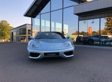 Ferrari 360 Modena BOITE MANUELLE Occasion
