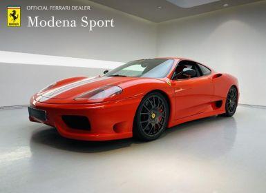 Vente Ferrari 360 Modena Challenge Stradale Occasion