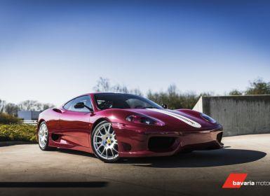 Achat Ferrari 360 Modena Challenge Stradale V8 *24.182KM* Occasion