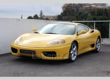 Ferrari 360 Modena F1 Leasing