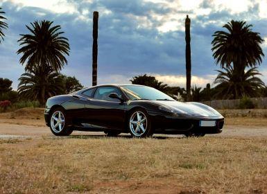 Vente Ferrari 360 Modena F360 Occasion