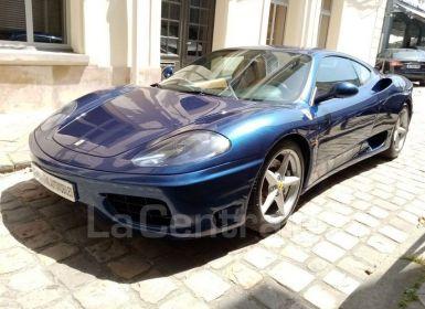 Vente Ferrari 360 MODENA MODENA Occasion