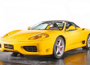 Vente Ferrari 360 Modena Spider - 2001 Boite Manuelle Occasion