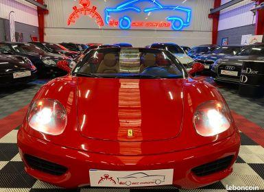 Vente Ferrari 360 Modena Spider 3.6 Occasion