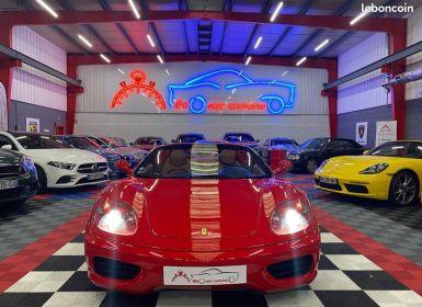 Vente Ferrari 360 Modena Spider 400cv Occasion