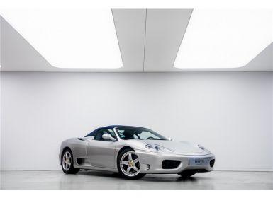 Vente Ferrari 360 Modena Spider CABRIOLET F1 Occasion