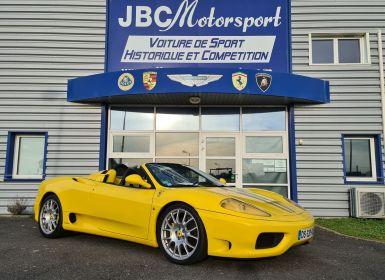 Vente Ferrari 360 Modena Spider STRADALE Occasion