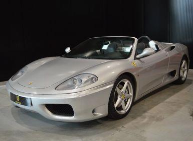 Vente Ferrari 360 Modena Spider Superbe état !!! HISTORIQUE COMPLET !!! Occasion