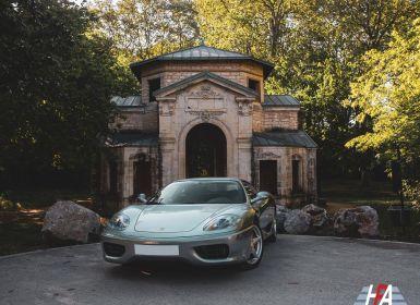 Vente Ferrari 360 Modena V8 Boite F1 Occasion