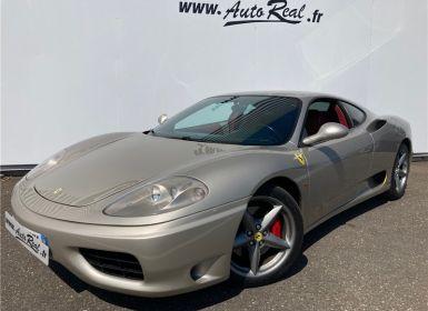 Vente Ferrari 360 Modena V8 F1 Occasion