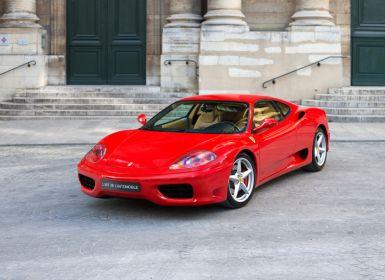 Achat Ferrari 360 Modena *Low Mileage* Occasion