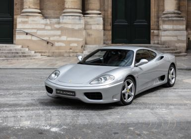 Vente Ferrari 360 Modena *Mecanic Gearbox* Occasion