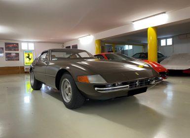 Ferrari 365 FERRARI 365 GTB4 DAYTONA