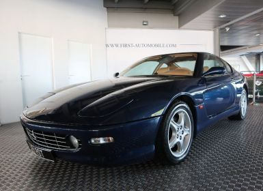 Acheter Ferrari 456 5.5 M GTA BA Occasion