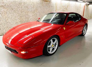 Vente Ferrari 456 M GT 5.5 V12 440