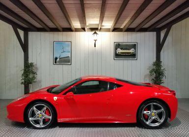 Vente Ferrari 458 Italia 4.5 V8 570 CV BVA Occasion