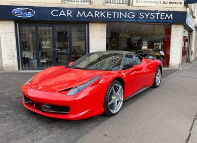 Voiture Ferrari 458 Italia 4.5 V8 570ch Occasion