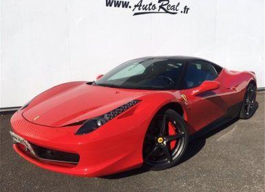 Vente Ferrari 458 Italia 4.5 V8 570CH Occasion