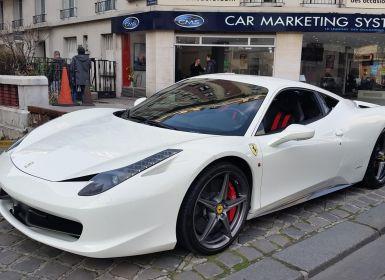 Achat Ferrari 458 Italia 4.5 V8 570cv Leasing