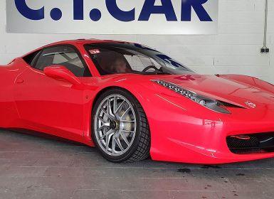 Achat Ferrari 458 Italia CHALLENGE Occasion