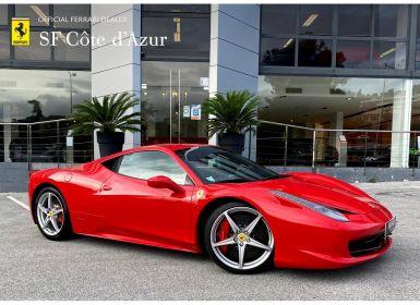 Vente Ferrari 458 Italia coupé Occasion